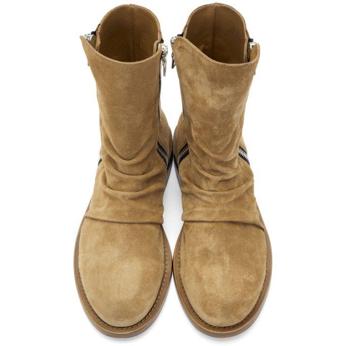 AMIRITan Suede Stack Boots kRziOk61