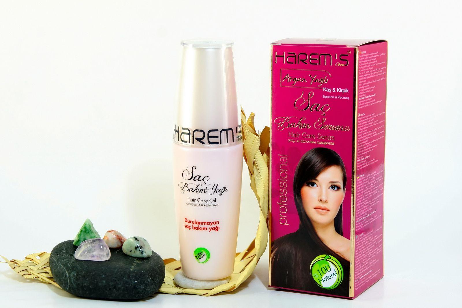 Argan Oil Hair Serum Rinse Free Daily Care Complex Kirpik