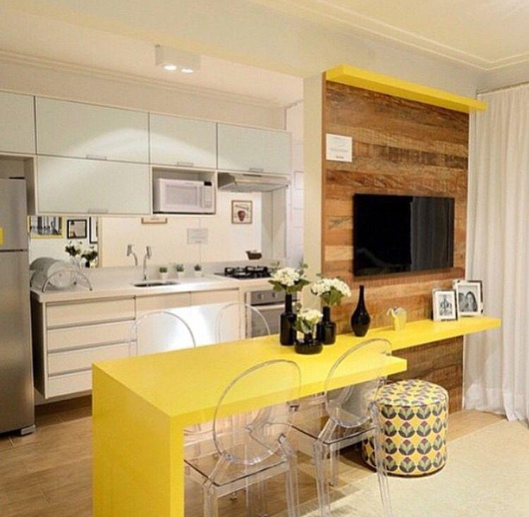 Apartamentos pequenos House Pinterest Apartamentos pequeños - decoracion de apartamentos pequeos