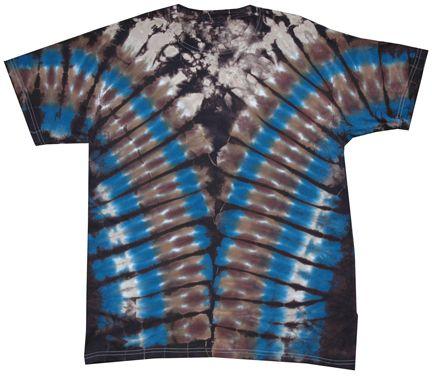 Blue Brown Vee T-EL5