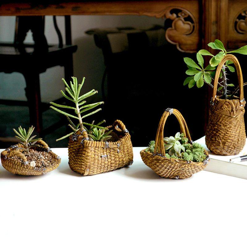 Kubu Extra Large Planter Decorative Accessories The White Company Extra Large Planters Large Planters Planters