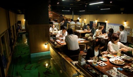 Where to eat in Tokyo.