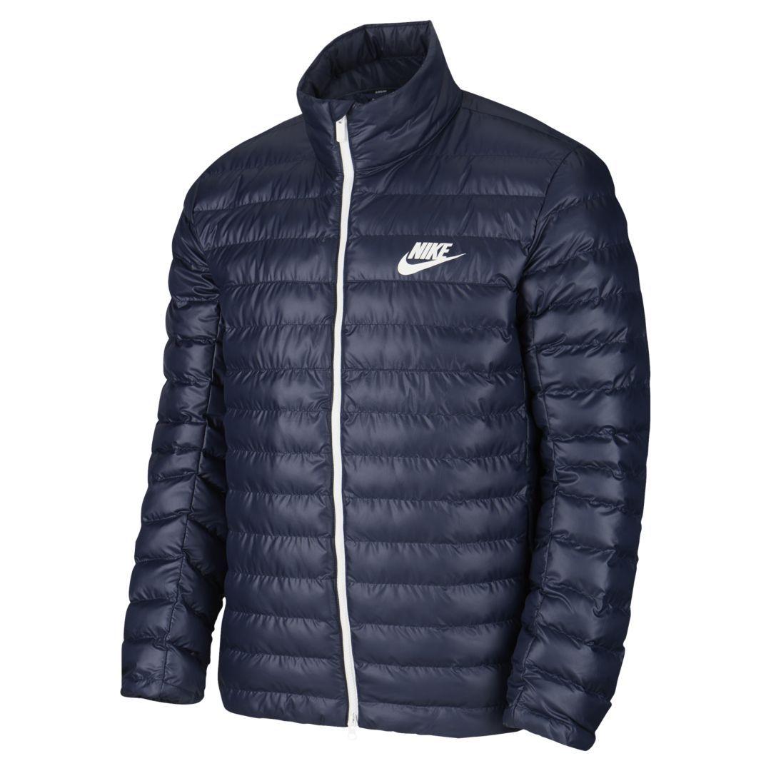Nike Sportswear Synthetic Fill Jacket Obsidian Nike Sportswear Nike Men Sportswear [ 1080 x 1080 Pixel ]