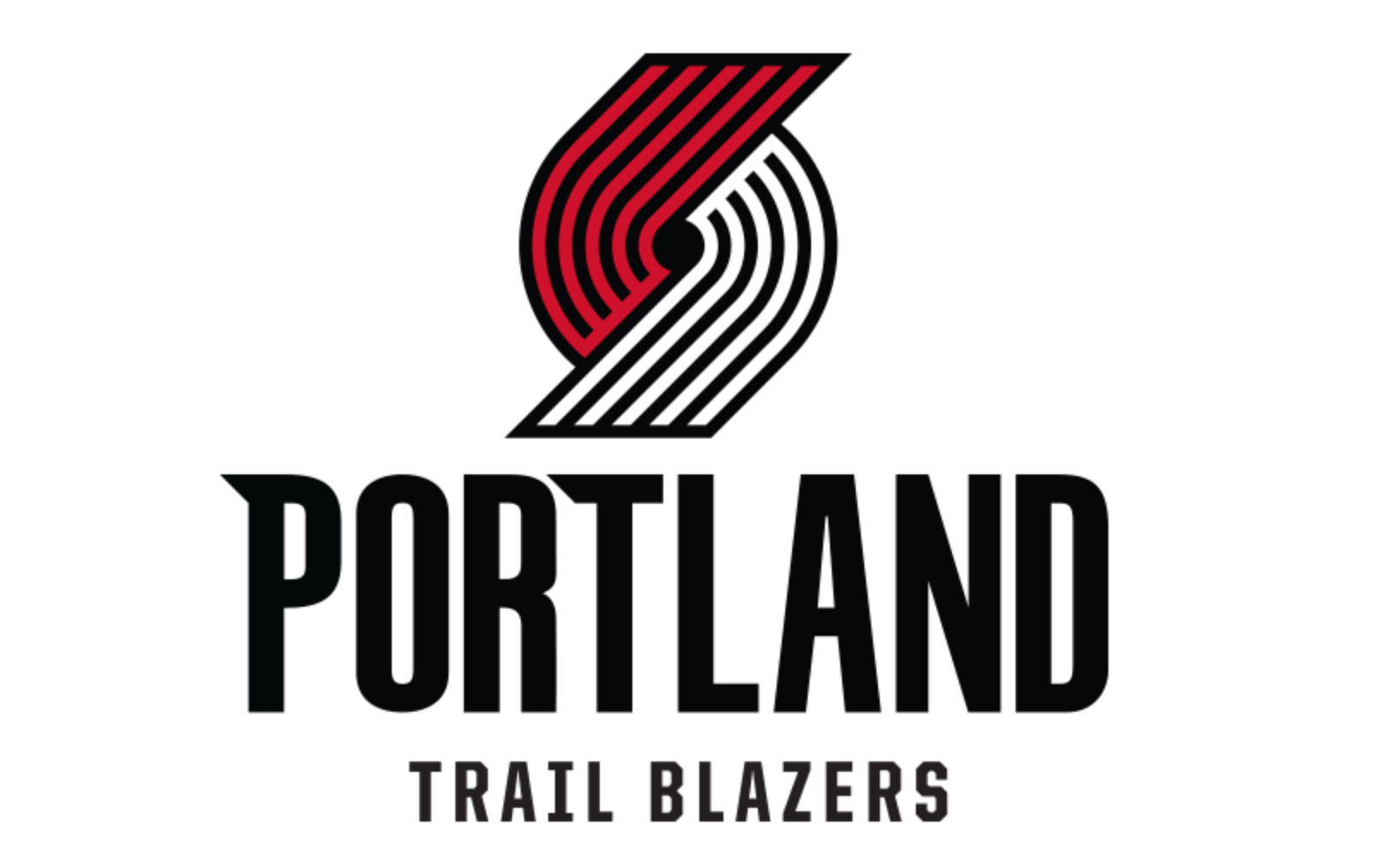 Portland Trail Blazers Logo 2017 Present Logo Nasa Esportes American