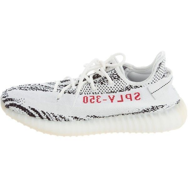 separation shoes b893c 94680 Pre-owned Yeezy x Adidas Boost 350 V2 Zebra Sneakers ( 695) ❤ liked