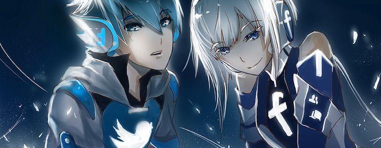 Anime social websites