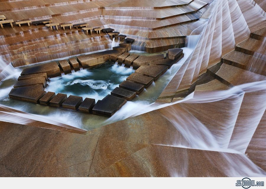 Water architecture in fort worth gardens texas architecture - Interior design firms fort worth tx ...