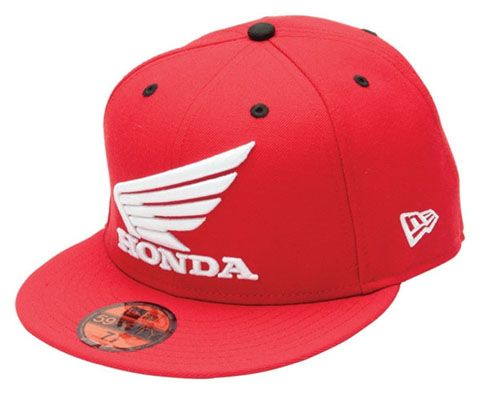 7c08de91bac52 honda fitted hat - one industries