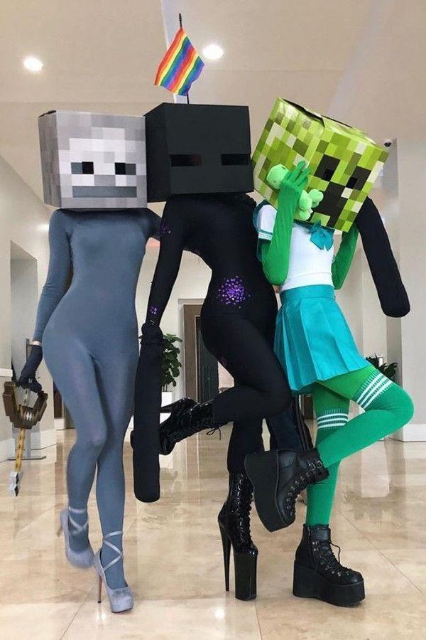 Minecraft Halloween 2020 Minecraft in 2020 | Minecraft costumes, Cosplay, Minecraft