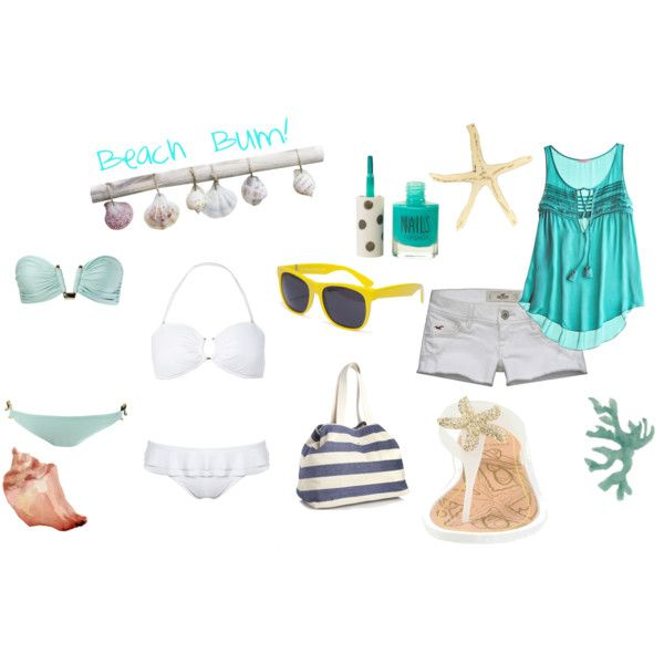 Untitled #9, created by #meganmabe on #polyvore. #fashion #style CALYPSO ST. BARTH Clube Bossa