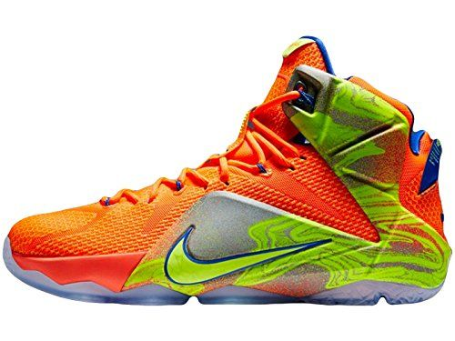 ae6a5297340 Kids  Nike LeBron XII GS Basketball Shoes Hyper Crimson Volt 685181-800  (7Y)    Continue to the product at the image link. (This is an affiliate  link)   ...