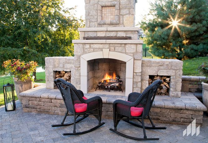 General Shale | Outdoor Living Photo Gallery