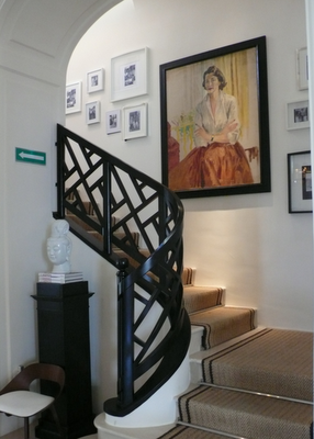 Love this stairwell   House design, Stair railing, Stairs