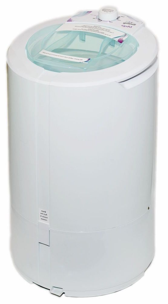 Apartment Washer And Dryer Spin Dryer 22 Pound Capacity Ventless