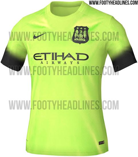 buy popular 84bbc 6c921 The new Nike Manchester City Third Kit boasts a striking ...