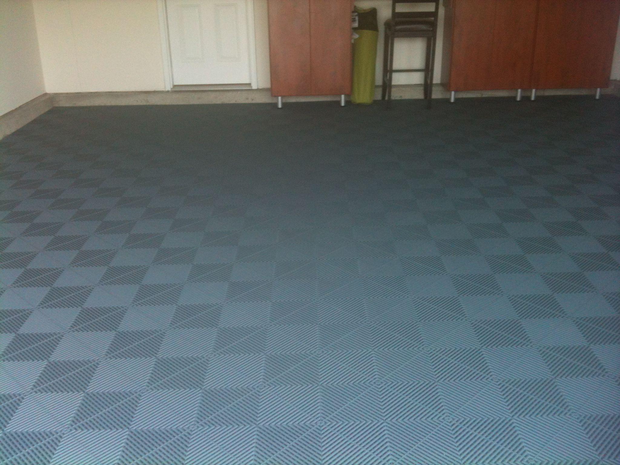 Garage flooring garage shop man cave pinterest for Man cave garage floor ideas