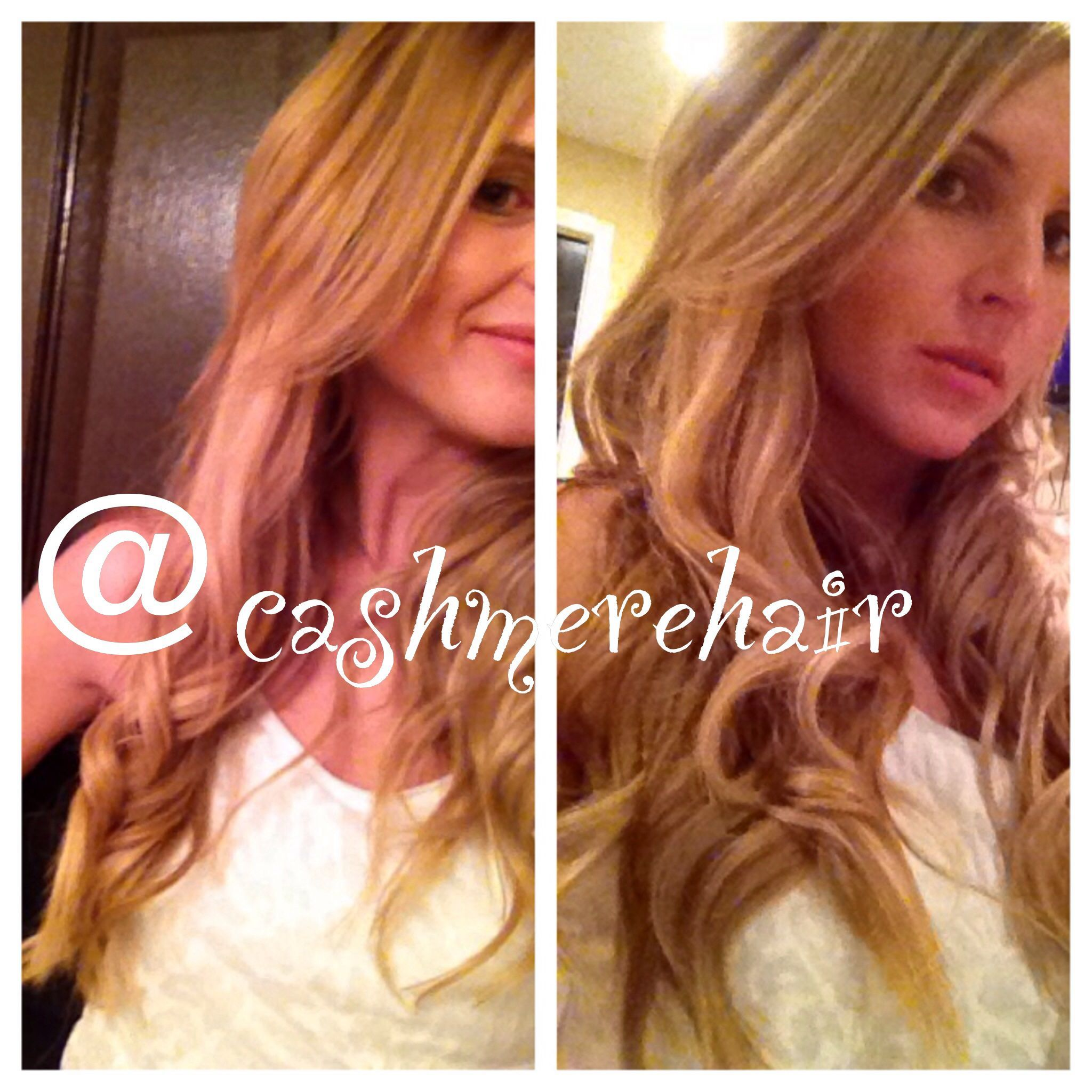 Best Clip In Hair Extensions Cashmere Hair Clipinhair Extensions