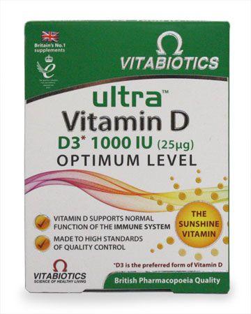 Vitabiotics Ultra Vitamin D Tablets 96 Vitabiotics Ultra Vitamin D Tablets 96 Express Chemist Offer Fast Deliver Vitamins Vitamin D Strawberry Nutrition Facts