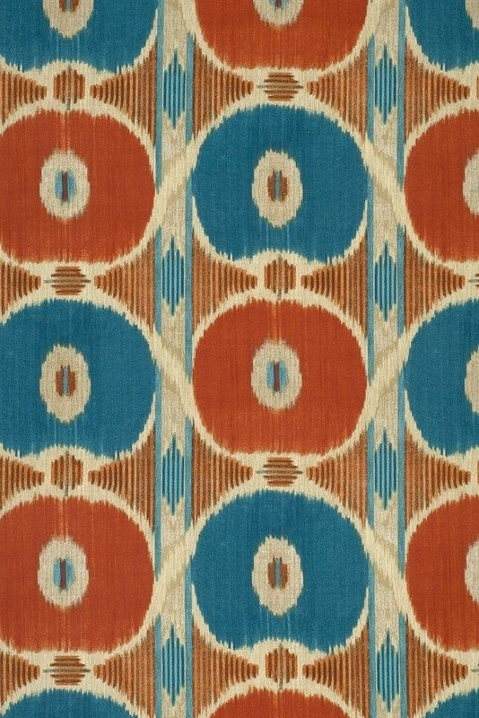 Woodstock Fabric In Persimmon James Dunlop Textiles Interior Fabric Textiles Fabric Wallpaper