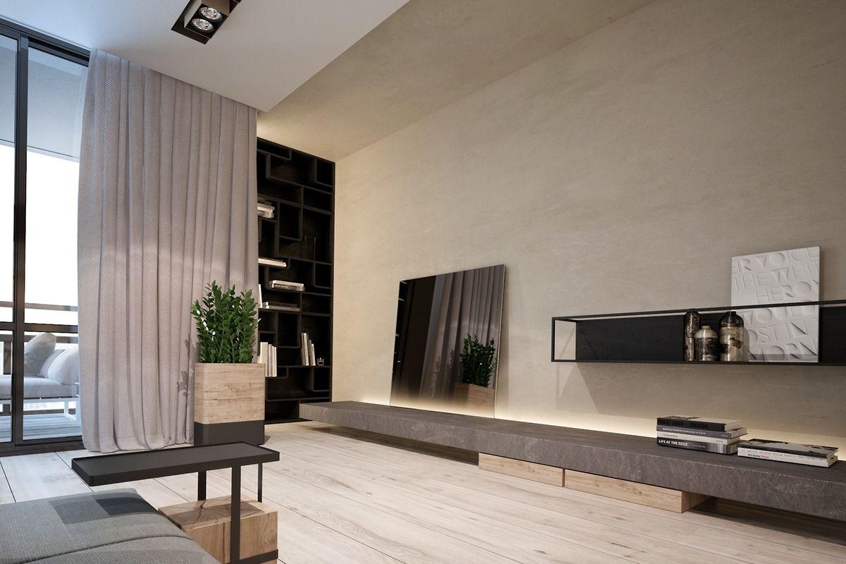 Idées pour décorer un intérieur avec des couleurs neutres ...