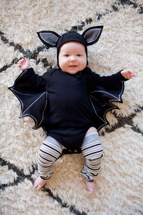 25 Ideas de disfraces para que tu bebé luzca terriblemente - halloween costume ideas boys