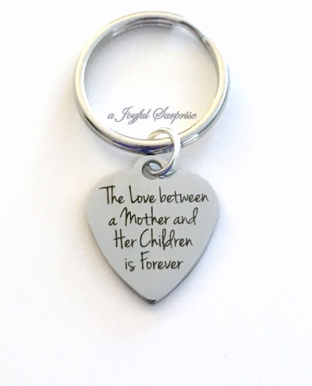 Unique gift for her secret santa gift best friend gift mother in law gift gift for coworker teenager gift key ring for her