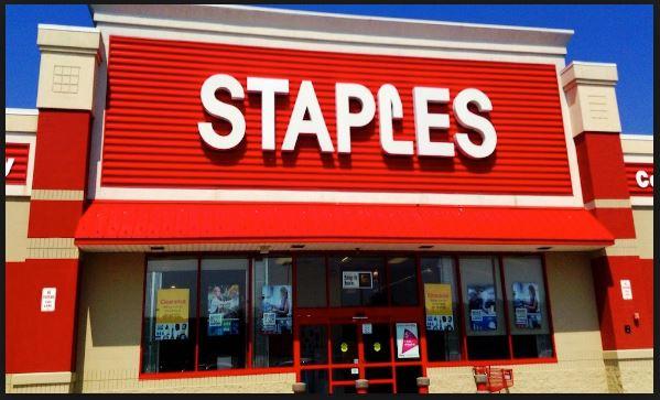 Staples Customer Satisfaction Survey At survey.medallia