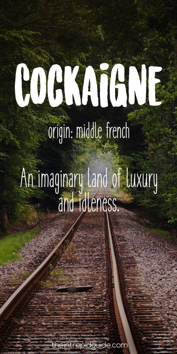 28 Beautiful Travel Words that Describe Wanderlust ...