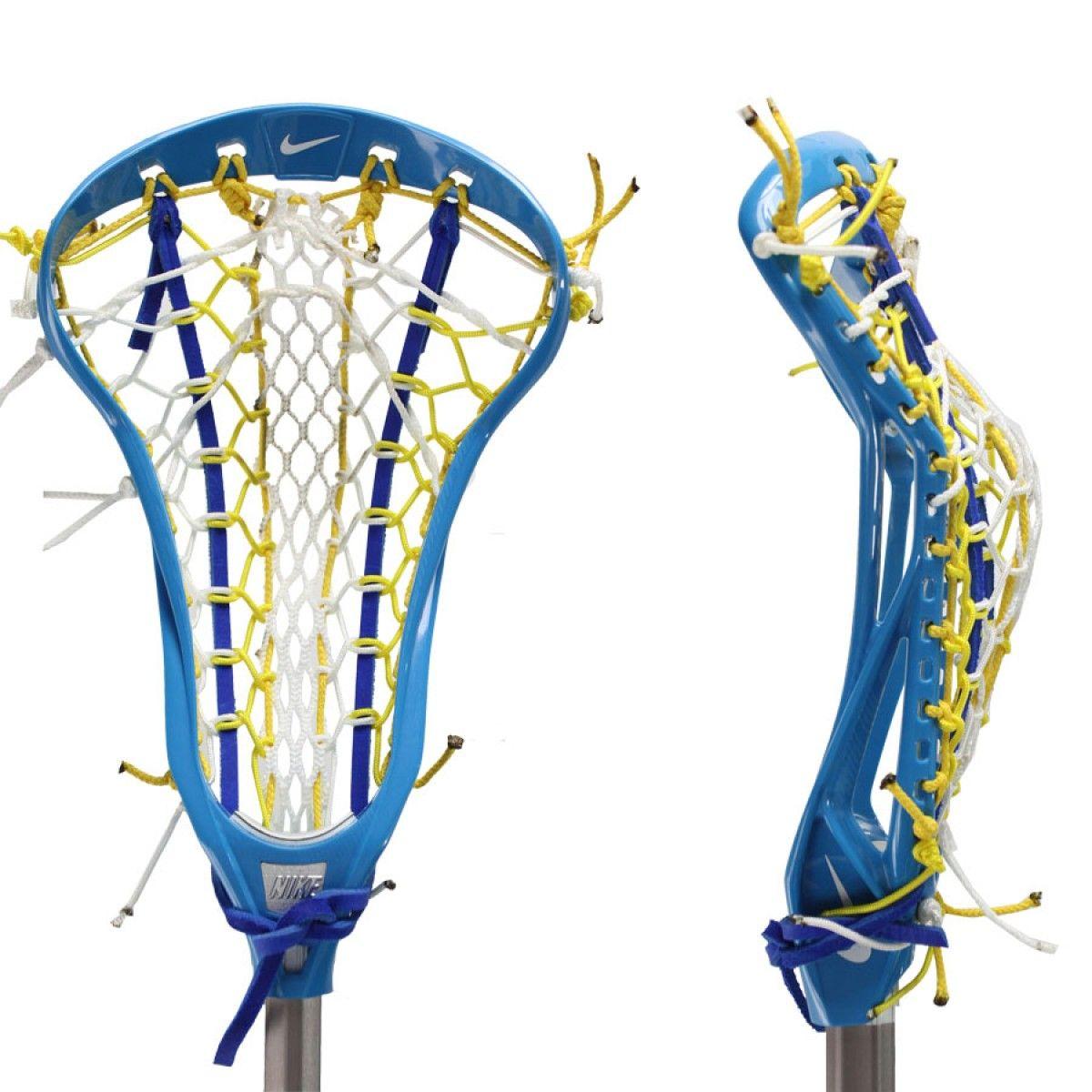 Pin On Lacrosse Stringing