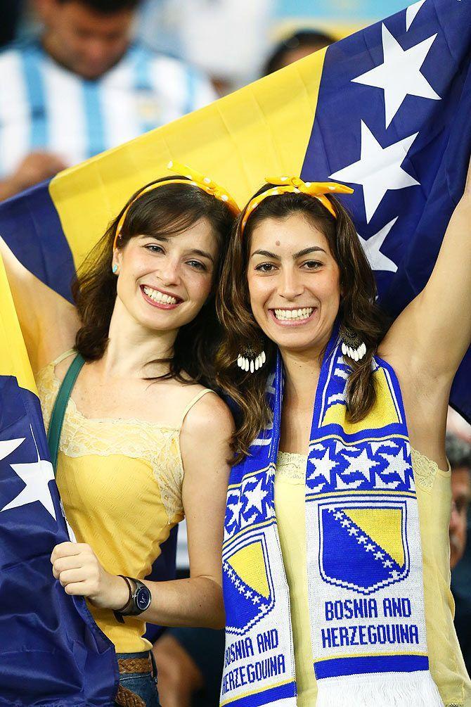 Sexiest girls bosnia