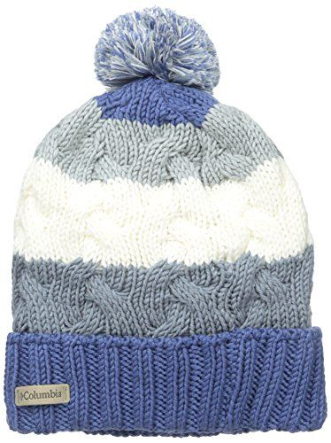 Columbia Womens Carson Pass Beanie Blue Bell One Size   Want to know more 05979242a52d