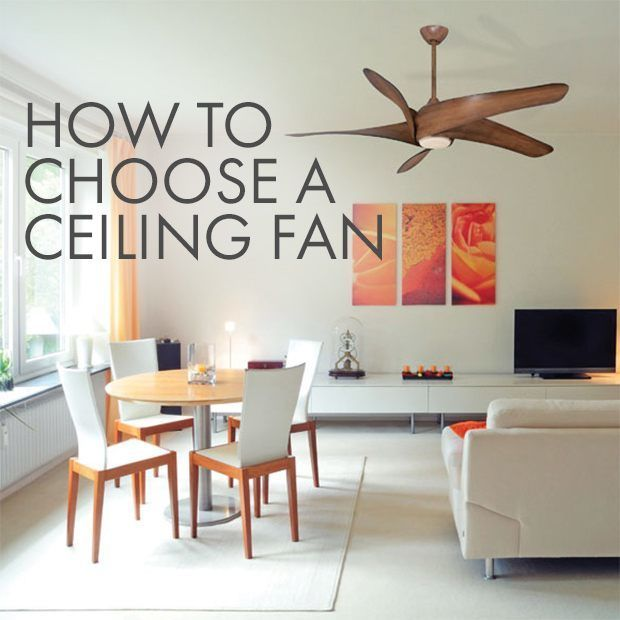 Ceiling fans help you save energy year-round and can be used both indoors and out. From picking the proper fan size to installing it on a sloped ceiling, below is a Q+A we pulled together to help you find the one that's perfect for your modern living space.
