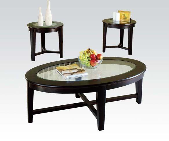 Dacey Lynn 3pc Pack Coffee End Table Set 18458 279 Description
