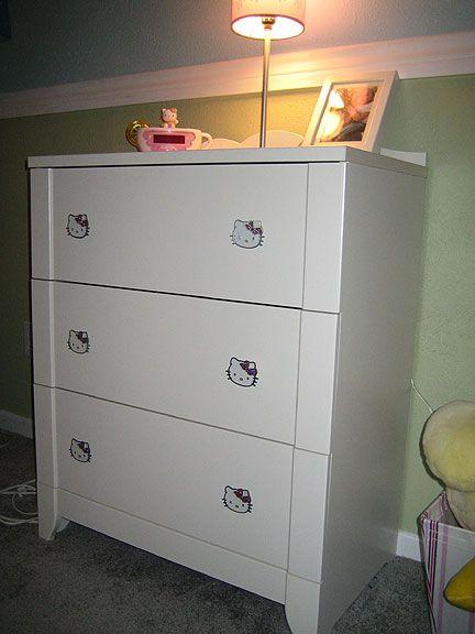 Hello Kitty Bedroom, Hello
