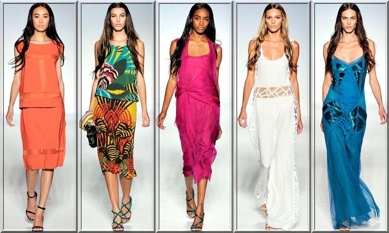 Milán Fashion Week. Primavera/Verano 2012.