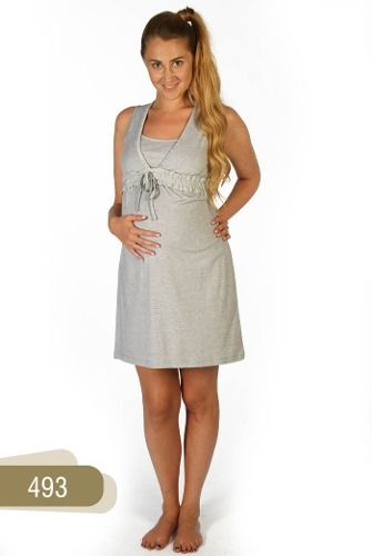 fc95a877b Camison Maternal De Amamantar Futura Mama - Embarazo