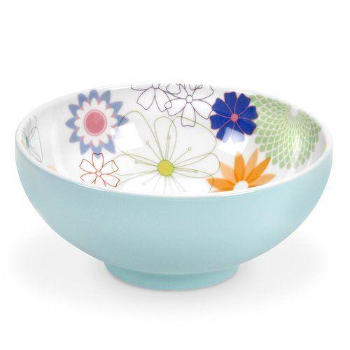 Portmeirion Crazy Daisy Side Plates Set of 4