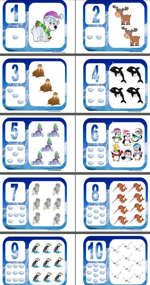 Material de Isaac para Educacion Especial: cartas en pdf del 1 al 10 ...