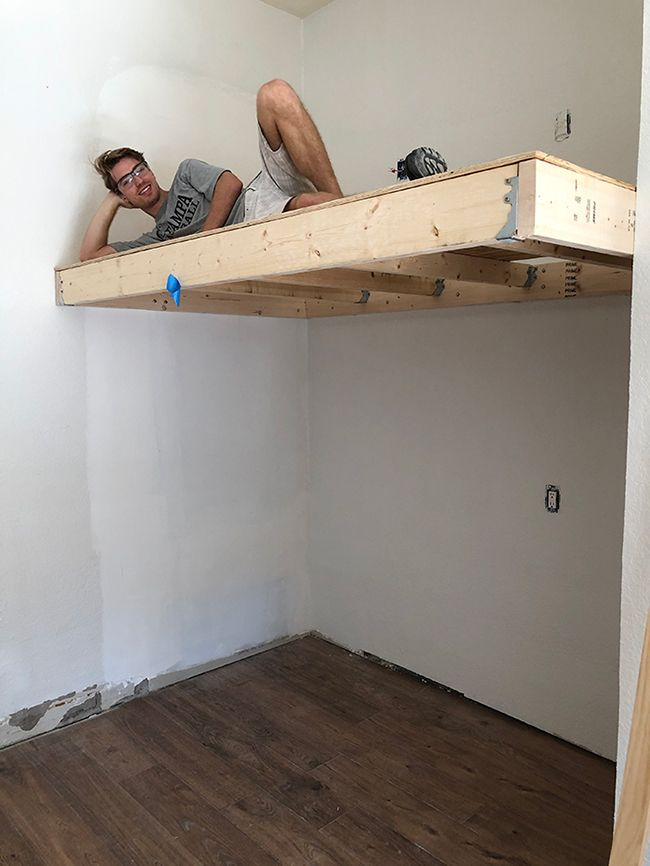 Photo of DIY Loft Bed