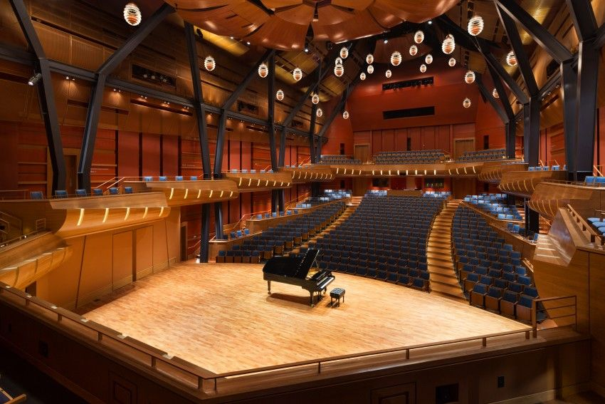 Mount Royal University Taylor Centre For The Performing Arts By