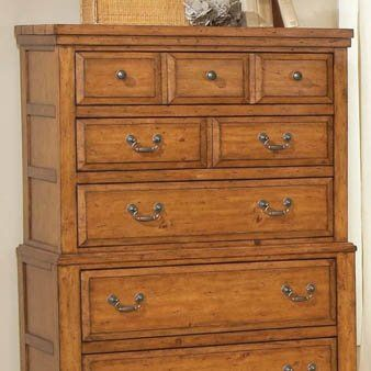 Attic Heirlooms Heritage Drawer Chest Broyhill 4177 240 Chest Freezer Chest Of Drawers Drawers