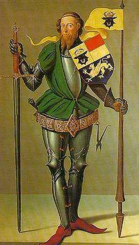 Unter diesem Gentlemen Albrecht II. gehört Woosmer 1358-1372 erstmalig zu Mecklenburg