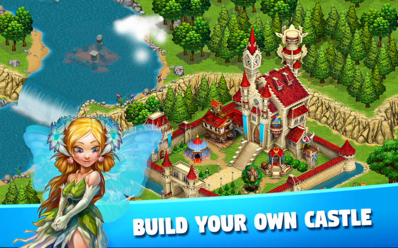 Pin by SeKaiNoost Mod Apk on apk | Enchanted kingdom, Create your