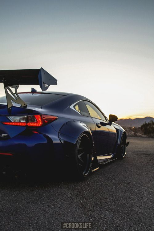 Motivationsforlife Lexus Rcf By Jimmy Crook Mit Bildern