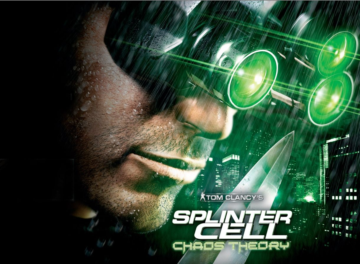 Pin by Dwayne Holloway on Video Games | Splinter cell chaos