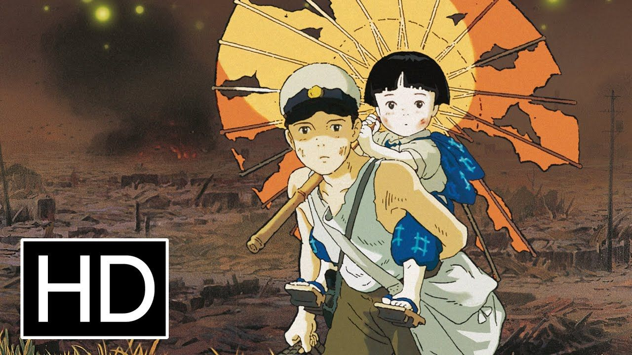 Grave of the Fireflies Official Trailer Grave of the