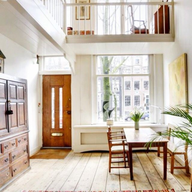 Dining room / ACH109 - from Inside Amsterdam Canal Houses