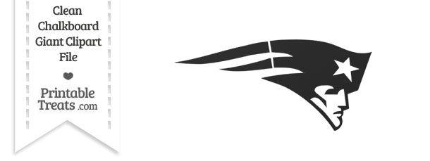 Clean Chalkboard Giant Patriots Logo Clipart New England Patriots Logo Patriots Logo New England Patriots