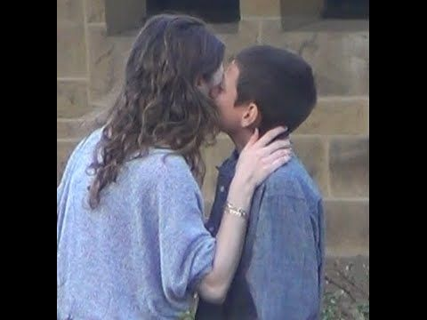 12 Year Olds Kissing College Girls Prank | ChecoTV -  http://positivelifemagazine.