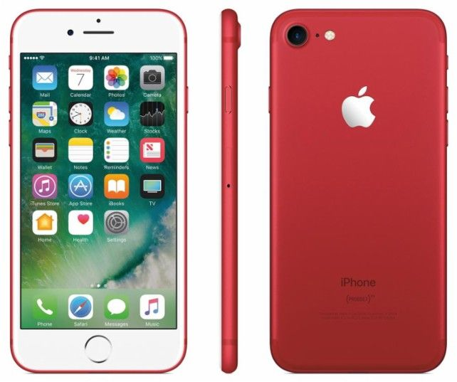Best Buy Apple Iphone 7 128gb Product Red At T Mprh2ll A Iphone Iphone 7 Plus Red Apple Iphone